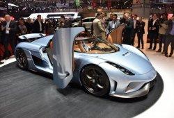 Sale a la venta un Koenigsegg Regera por 2,1 millones de euros