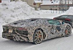 Lamborghini Aventador SuperVeloce Roadster, ¡confirmada su producción!