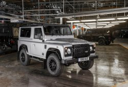 Land Rover Defender, dos millones de iconos fabricados desde 1948