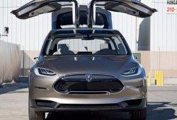 Habemus Tesla Model X en tres o cuatro meses