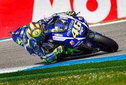 Valentino Rossi logra su 47ª pole en Assen