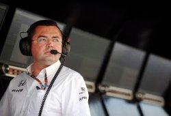 McLaren reconoce que sus problemas afectarán pronto a sus planes para 2016