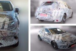 Mégane 2016: fotos espía en exclusiva del nuevo compacto de Renault