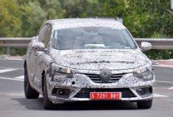 Renault Mégane 2016, de pruebas en carretera