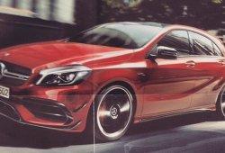 Mercedes-AMG Clase A 2015, ¿primera imagen de su restyling?