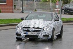 Mercedes-AMG E63 2016, el nuevo Clase E AMG se pone a punto