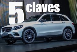 Mercedes GLC 2016, en cinco claves