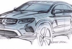 Mercedes GLC, debut el 17 de junio: un adelanto de su diseño y primeros datos