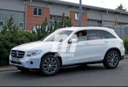 Mercedes GLC 2016, presentación en directo