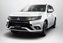 Mitsubishi Outlander PHEV 2016, presentado en Japón