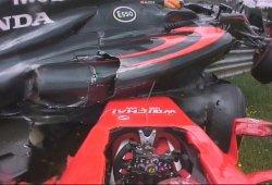 El motor de Alonso se dañó en Austria y será sancionado en Silverstone