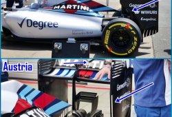 Los detalles técnicos del GP de Austria