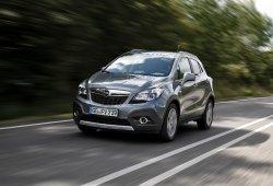 Opel Mokka 2015, también con motor diésel 1.6 CDTi de 110 CV