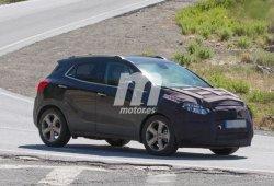 Opel Mokka 2016, cazado de nuevo