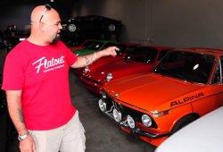 A Paul Walker le robaron siete vehículos tras su fallecimiento