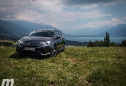 Presentación Toyota Avensis 2015: Diseño, equipamiento, gama y precios