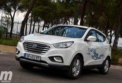 Prueba Hyundai ix35 FCEV ¿Es el hidrógeno una alternativa real?