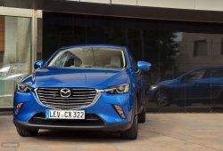 Prueba Mazda CX-3: Diseño, habitabilidad y maletero (II)