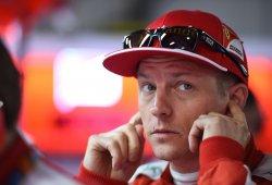 Raikkonen quiere una F1 con más emoción y un poco más de peligro