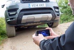 Guarda tu coche teledirigido que Range Rover viene con control remoto