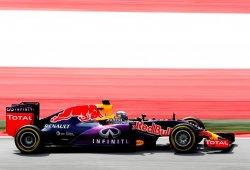 Red Bull vuelve a naufragar en su circuito