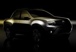 Renault pick-up, basado en el Dacia Duster: presentación oficial el próximo 18 de junio