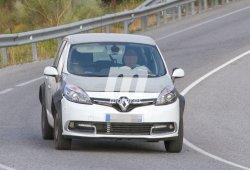El Renault Scenic 2017 sigue poniéndose a punto