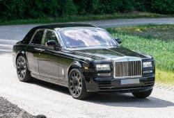 Rolls Royce SUV 2017, primeras imágenes no oficiales al descubierto