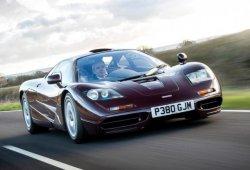 Al final Rowan Atkinson consiguió vender su McLaren F1, por más de 11 millones