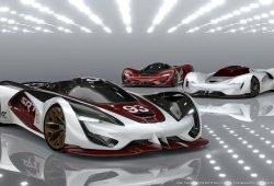 SRT Tomahawk Vision Gran Turismo, más de 2.500 CV llegados desde el futuro