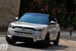SsangYong Tivoli 2015: Diseño, motores, equipamiento y precio