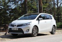Toyota Verso 115D Advance 7 Plazas: En marcha y conclusiones (III)