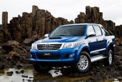 Australia - Mayo 2015: El Toyota Hilux lidera el mercado dos años después