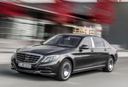 Analizamos el éxito del Mercedes-Maybach Clase S en China