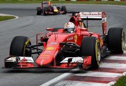 Vettel asoma en la FP2; Hamilton se esconde y McLaren sigue hundido