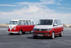 ¿A dónde irías con un Volkswagen Multivan?