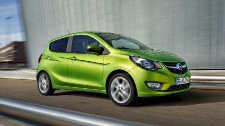 El Opel Karl costará menos de 9.000 euros con el Plan PIVE