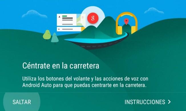 Apple carplay y android auto se incorporan a los sistemas for Aplicaciones para android auto