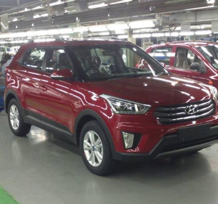 Nuevo Hyundai Creta, su diseño al descubierto