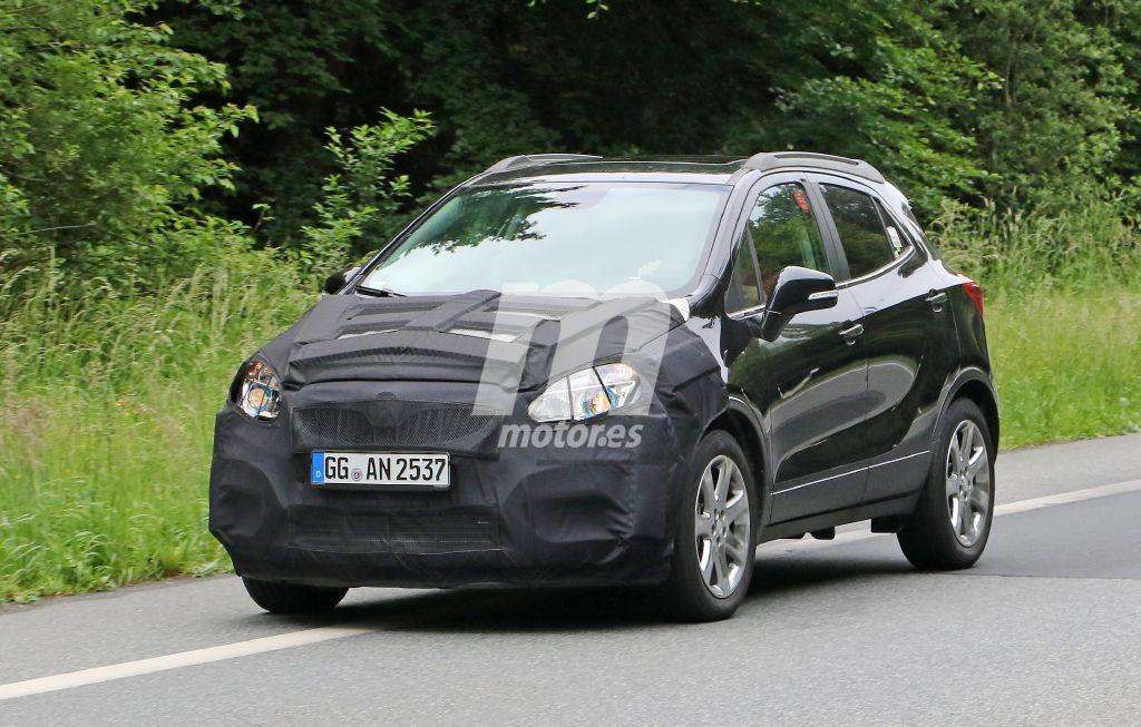 El Opel Mokka 2016 ya está en marcha