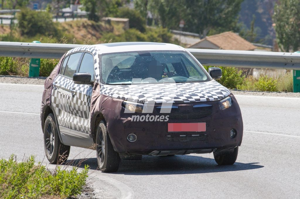 Qoros SUV 2016, de pruebas por España
