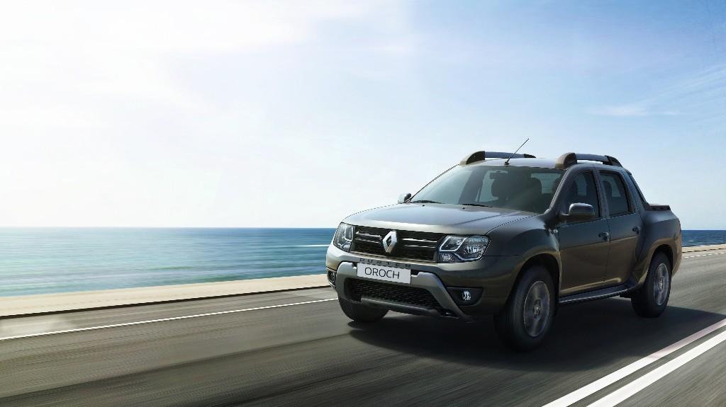 Renault Duster Oroch, esta es la nueva pick-up para Argentina