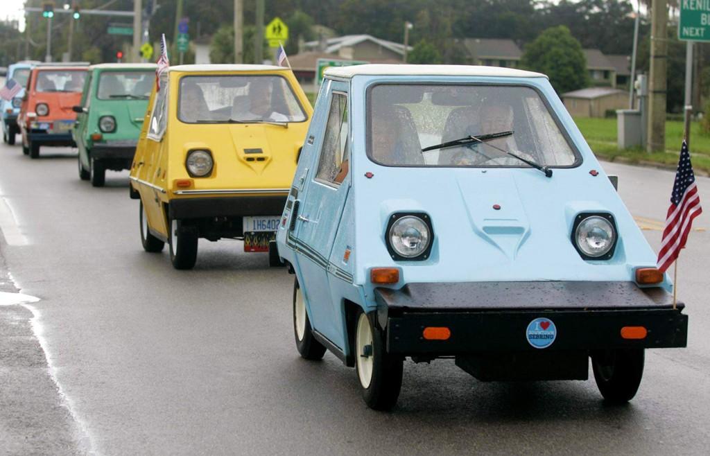 Sebring-Vanguard CitiCar, el inesperado éxito del coche eléctrico