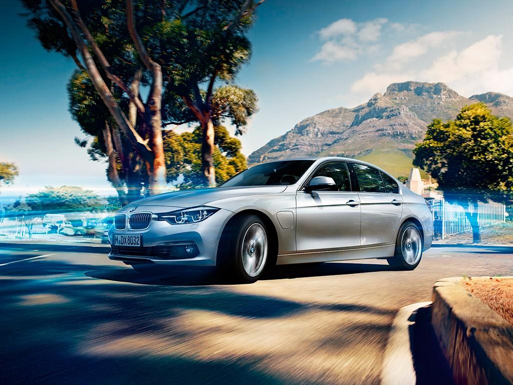 BMW 330e, máxima eficiencia para el mismo nivel de conducción