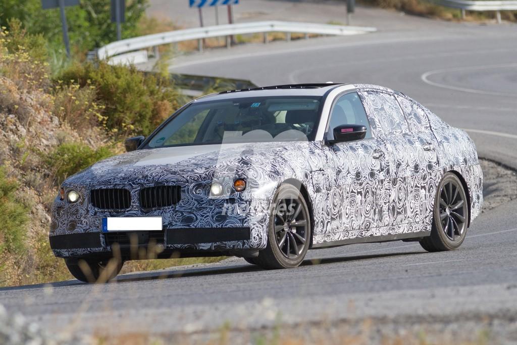 Exclusiva: BMW Serie 5 2017, sus versiones híbridas, motores y carga inductiva
