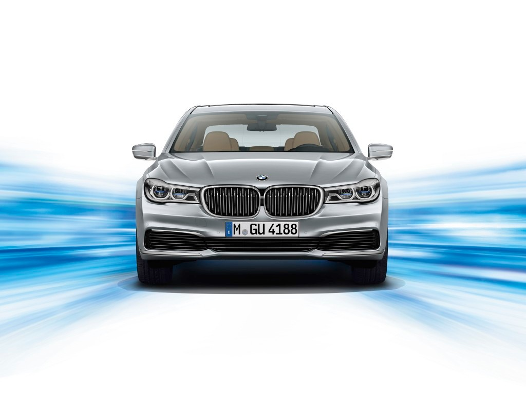 El BMW Serie 7 eDrive, así serán las unidades más eficientes de la gama