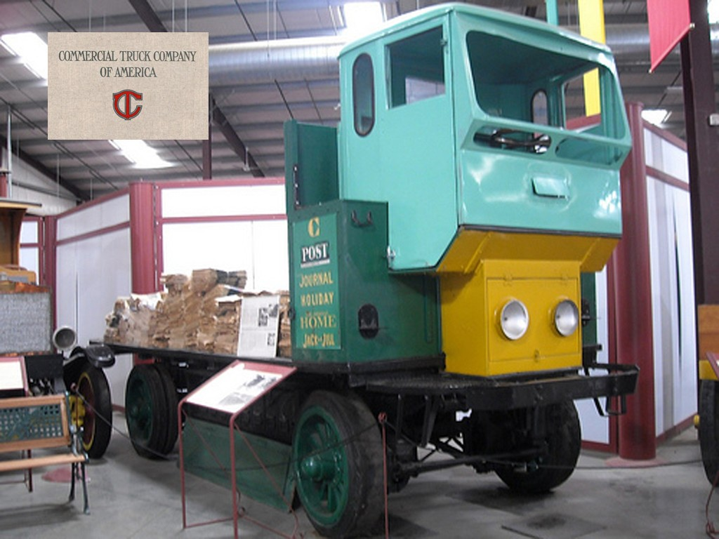 Commercial Truck Company, el auge del camión eléctrico