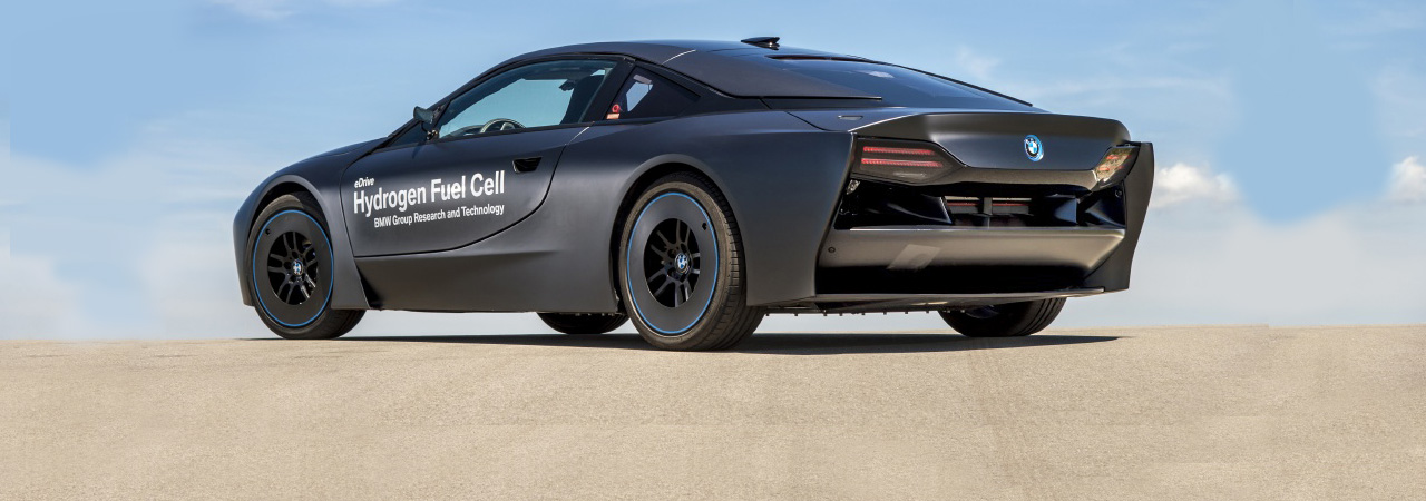 El tercer BMW i estrenará pila de combustible por hidrógeno
