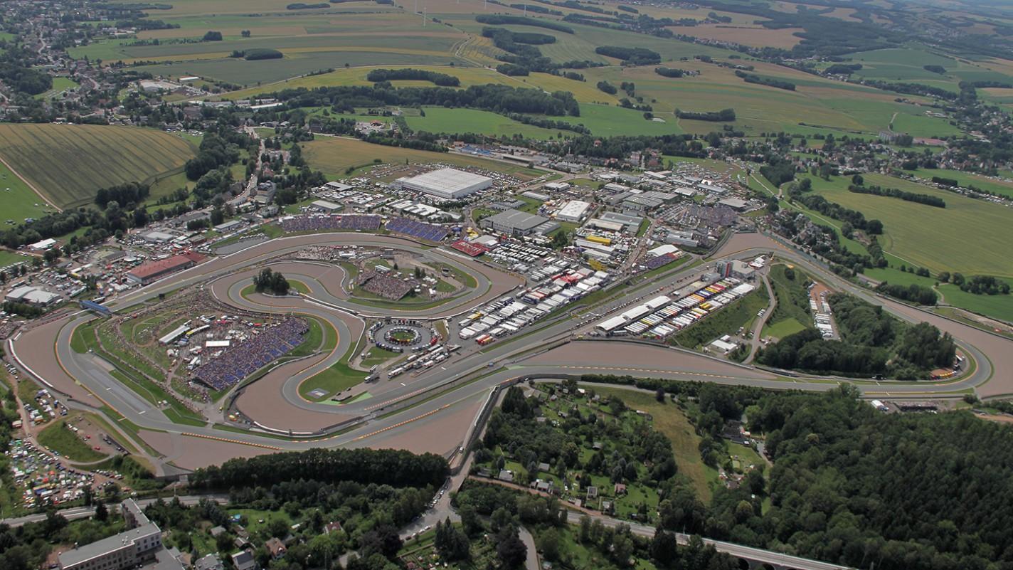 Circuito Sachsenring : Motogp horarios del gp de alemania y datos