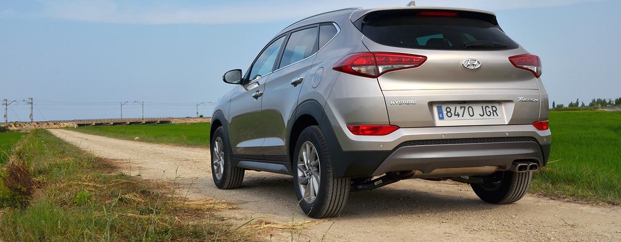 Hyundai Tucson CRDI, primer contacto: comportamiento y conclusiones